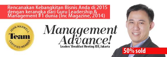 Management Advance! (JAKARTA)