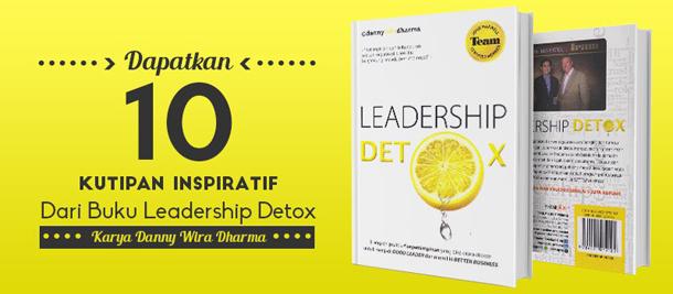 buku leadership detox