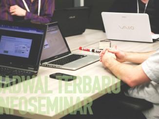 Jadwal Info Seminar