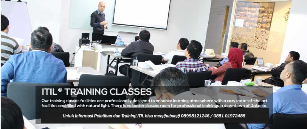 Training ITIL v3 Foundation 2011