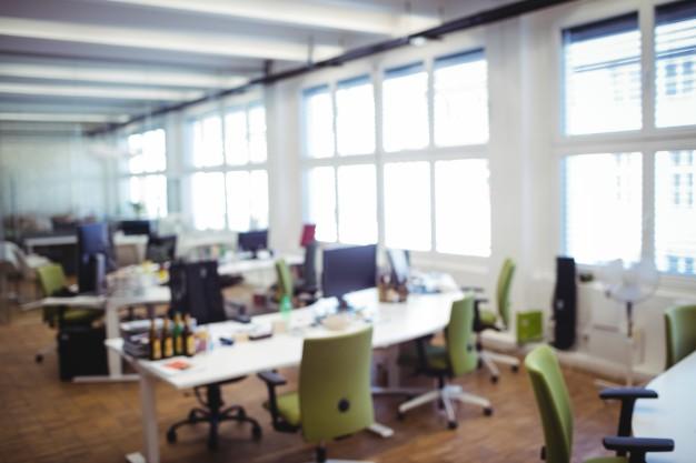 Dekorasi Kantor Kreatif