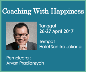 Coaching With Happiness (JAKARTA)