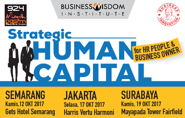 Strategic Human Capital for HR Manager