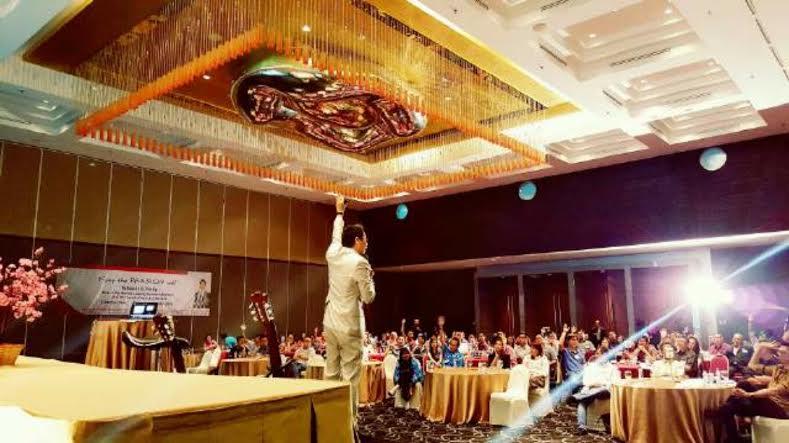 Seminar Coach Yohanes G Pauly