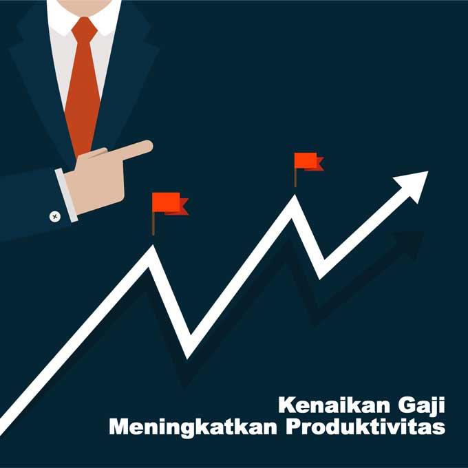 Kenaikan Gaji Meningkatkan Produktivitas