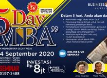 Seminar 5 Day MBA