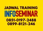 Jadwal Informasi Seminar 2021
